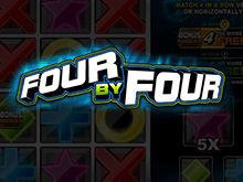 Реальные выигрыши на онлайн автомате Four By Four от Microgaming