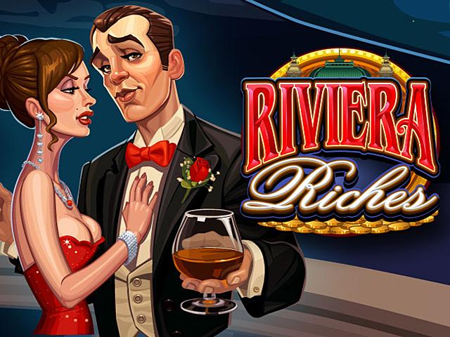 Riviera Riches: игровой автомат